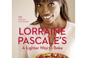 A Lighter Way to Bake by Lorraine Pascale: Cookbook Review and Giveaway