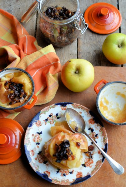 Festive Baked Apples