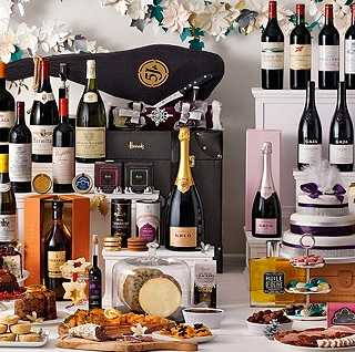 Harrods Luxury Christmas Hampers: My Top Five Favourites!