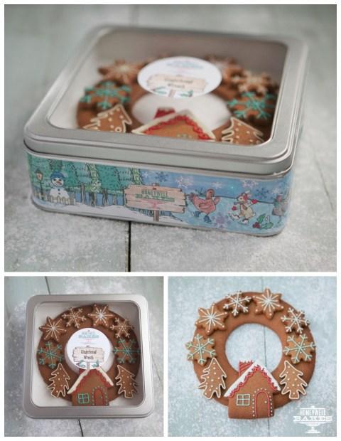 Honeywell Bakes Christmas