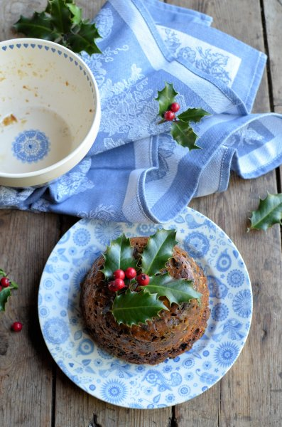 Ready to eat - Microwave Mincemeat Pudding
