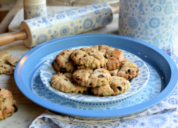 Saturday Bakes & Cakes: All Soul's Day and a Traditional Soul-Cakes Recipe