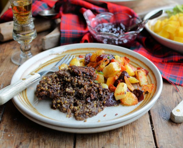 Haggis Supper for Burns Night