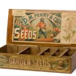 Vintage Seed Box