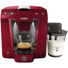 Giveaway: Win a Lavazza A Modo Mio Favola & Milk Coffee Machine by AEG (RRP: £129:99)