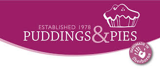 Puddings and Pies