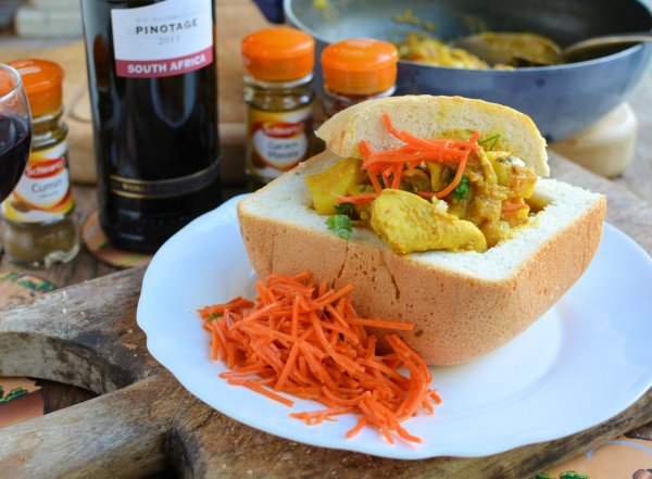image Bunny Chow