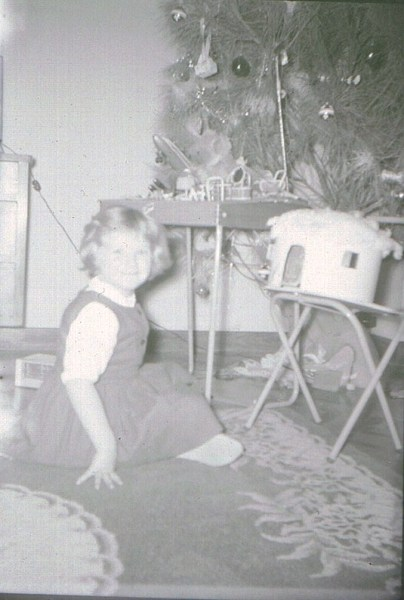 Christmas 1962, Shatin, Hong Kong