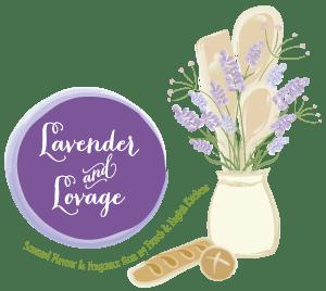Lavender and Lovage - Karen Burns-Booth