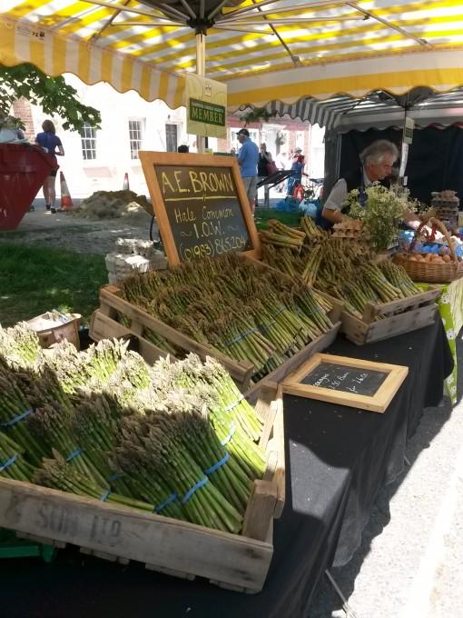 Hampshire Asparagus Watercress Festival 2014