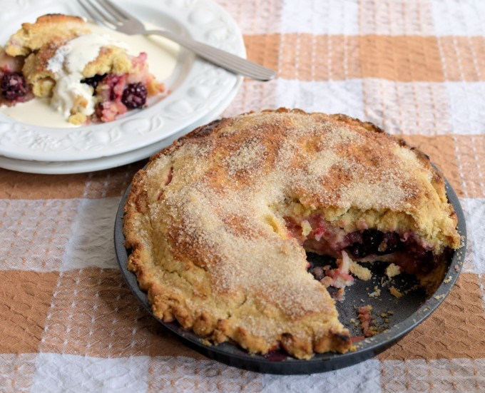 Heirloom Apple or Fruit Tart (Pie)