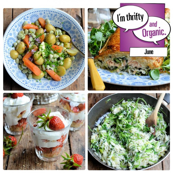 Thrifty and Organic June