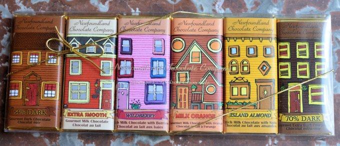 Newfoundland Chocolate Company Gift Pack