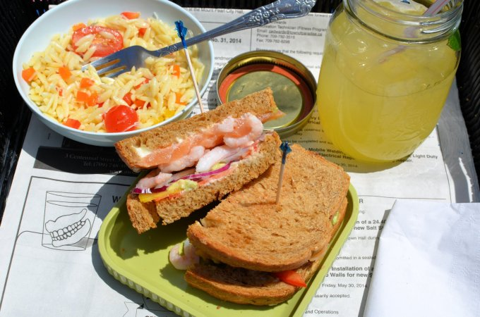 The Lighthouse Picnics Newfoundland Seafood Picnic