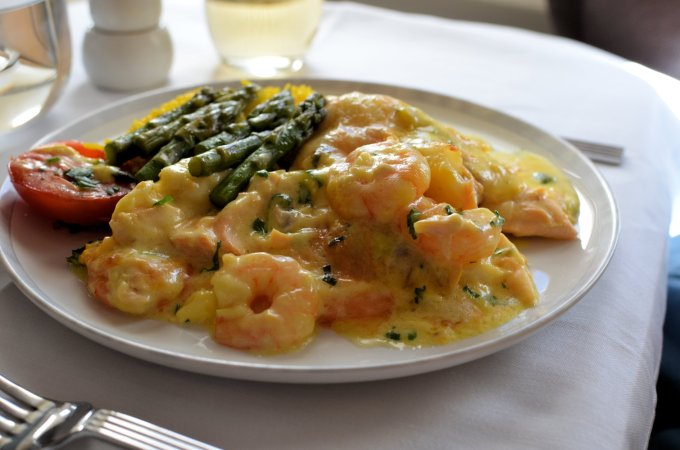 Seafood Thermador