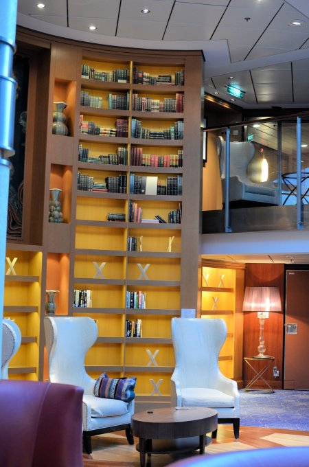 The Library Celebrity Equinox