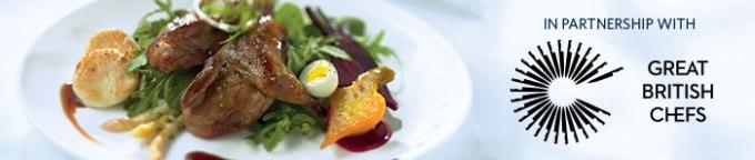 Great British Chefs & Celebrity Cruises