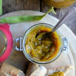 The Walnut Tree and Spiced Runner Bean Pickle