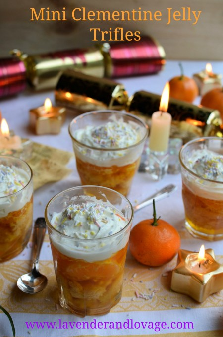 Clementine Trifle
