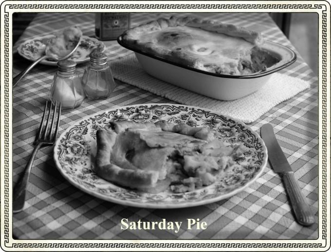Saturday Pie