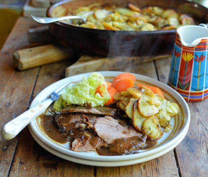 Oven Pride Roast Dinner