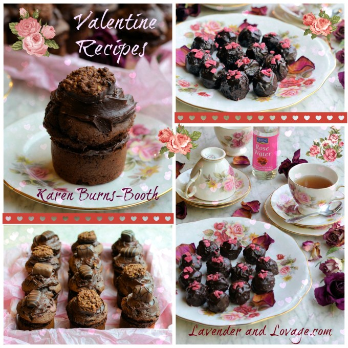 Sweets for my Sweet & Sugar for my Honey: Valentine Recipes with CHOCOLATE!