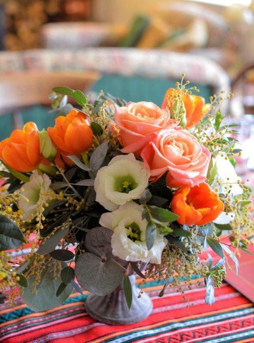 marmalade flowers