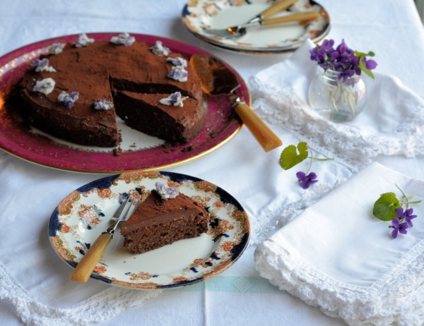 A decadent dessert cake that is perfect for all celebrations such a birthdays, anniversaries, Mother's Day, Easter, Christmas or just because! Use Organic chocolate such as Green and Blacks, organic vanilla extract as well as organic free-range eggs.