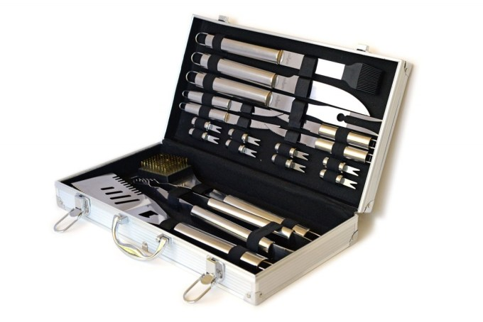"""Masterchef Barbecue Set"""