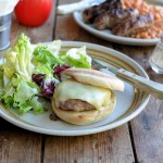 The Secret Recipe Club: American Diner style Homemade Breakfast Sausage