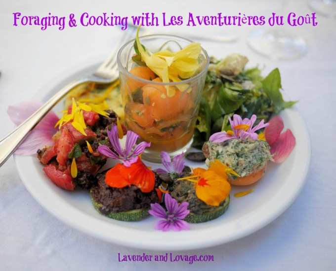 Foraging and Cooking with Les Aventurières du Goût in Provence