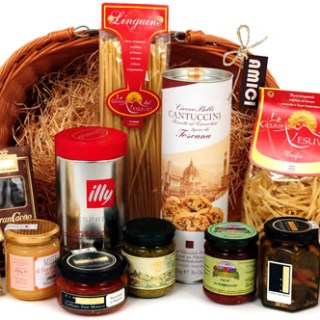 Giveaway: Win an Italian Hamper & Simply Good Pasta Cookbook