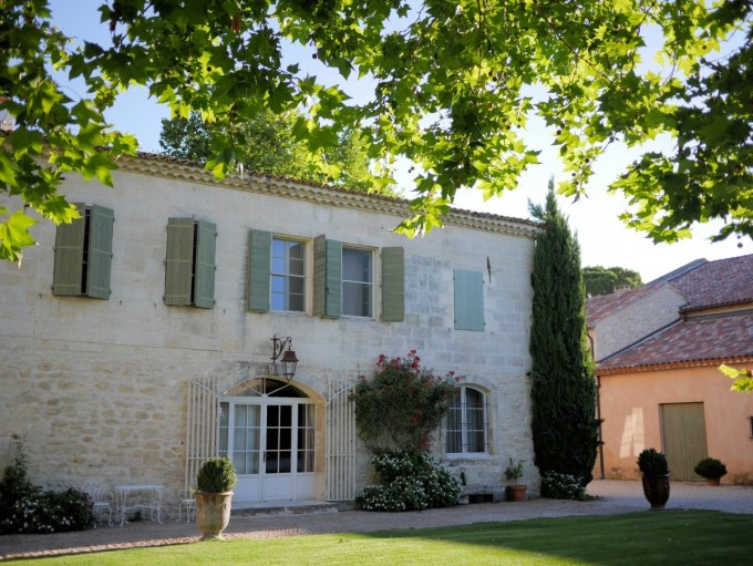 Four Hotels and a Mistral! Where to stay in Provence.... Domaine des Clos