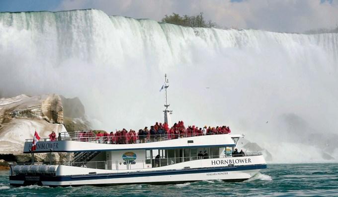 Niagara Falls Hornblower Cruises
