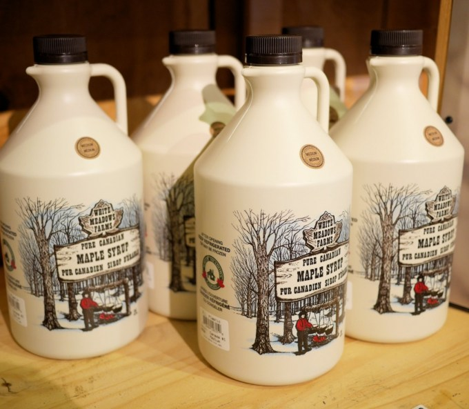 White Meadows Farms Maple Syrup
