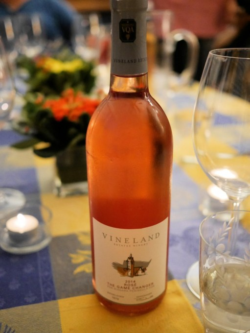 Vineland Rose Wine