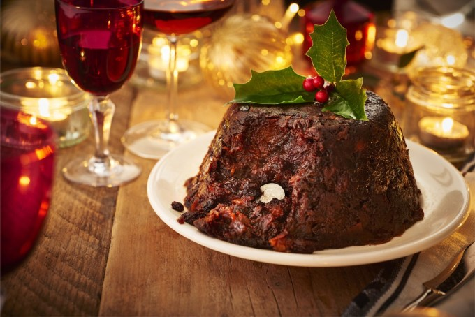 The Royal Mint Christmas Pudding