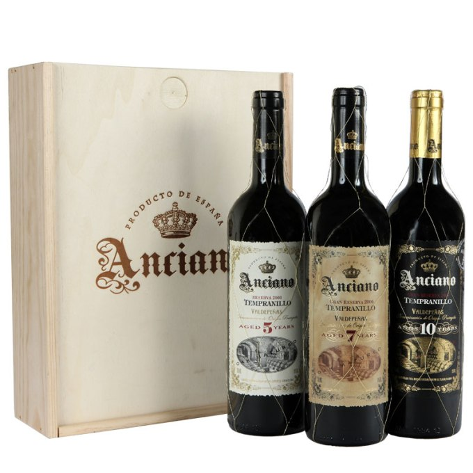 Anciano Wines