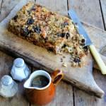 Gluten Free Fruit, Sausage & Herb Stuffing
