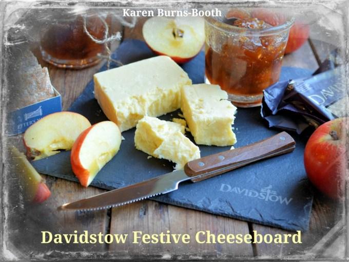 Festive Cheeseboard Challenge