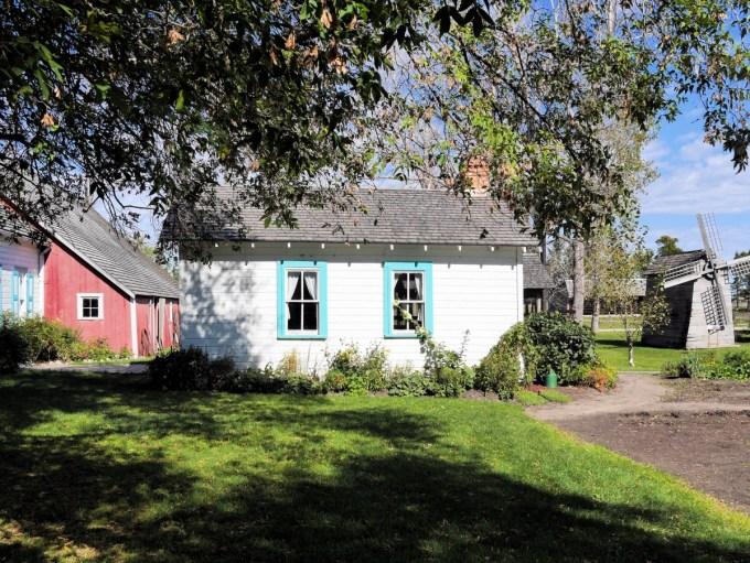 Mennonite Heritage Village, Steinbach