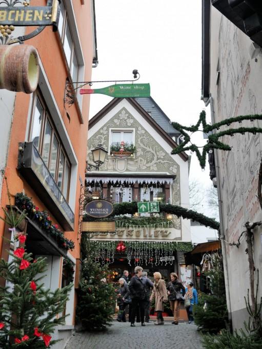Rüdesheim Christmas Market