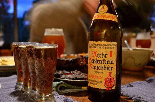 Rauchbier Smoked Beer