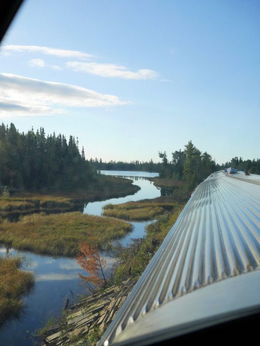 Riding The Canadian Train across Canada