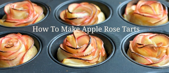 How to make Apple Rose Tarts