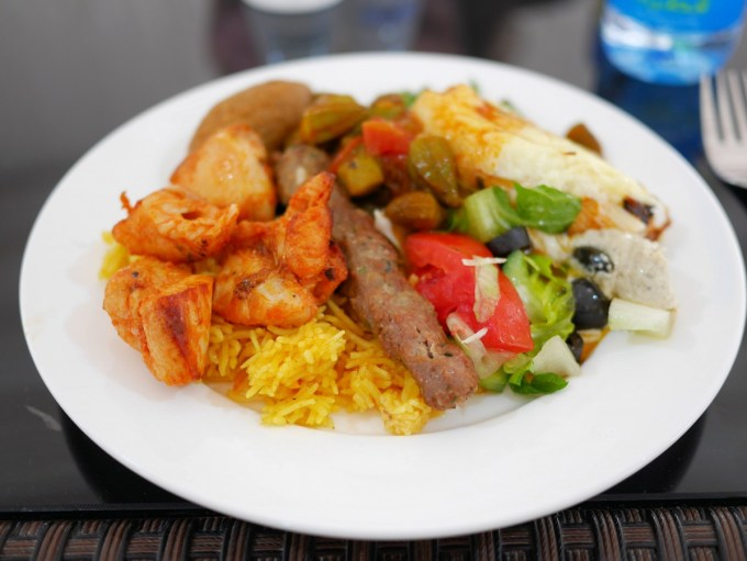 Qatar BBQ Food