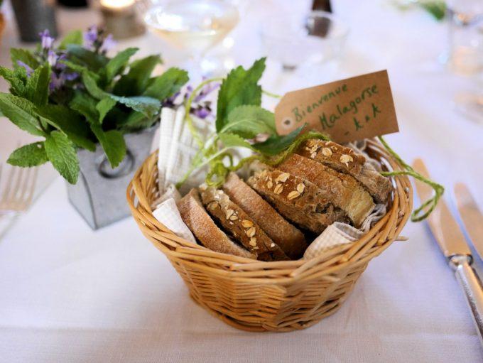 Bread Basket Manoir de Malagorse