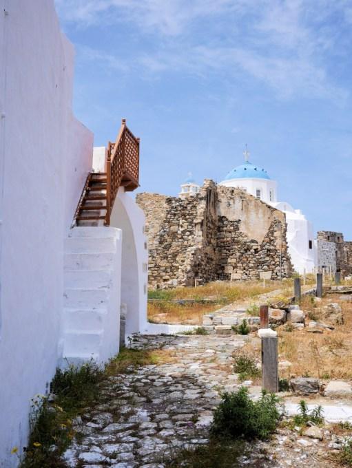 Venetian Castle in Chora Astypalea
