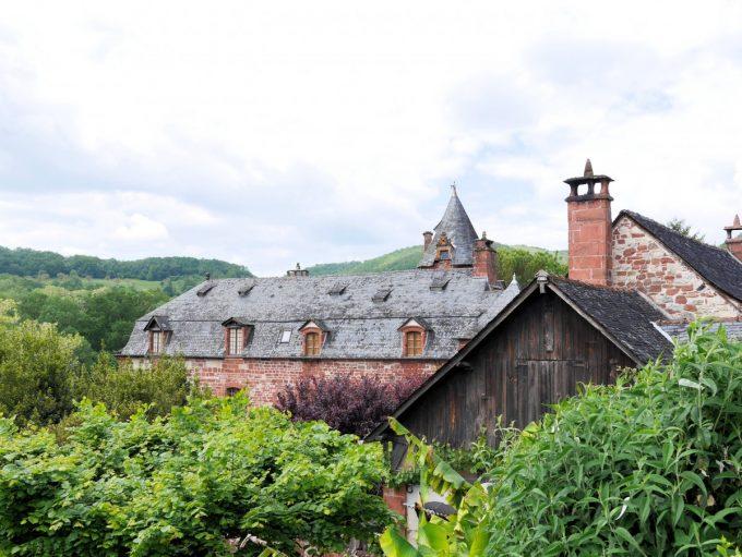 Collonges-la-Rouge Corrèze