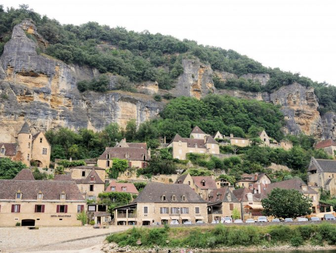 La Roque-Gageac Dordogne